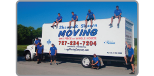 Largo Moving Company | Shawn & Shawn Moving | Free Moving Quote
